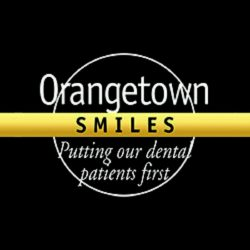 Logo of Orangetown Smiles