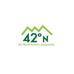 42 Degrees North Resort-Logo